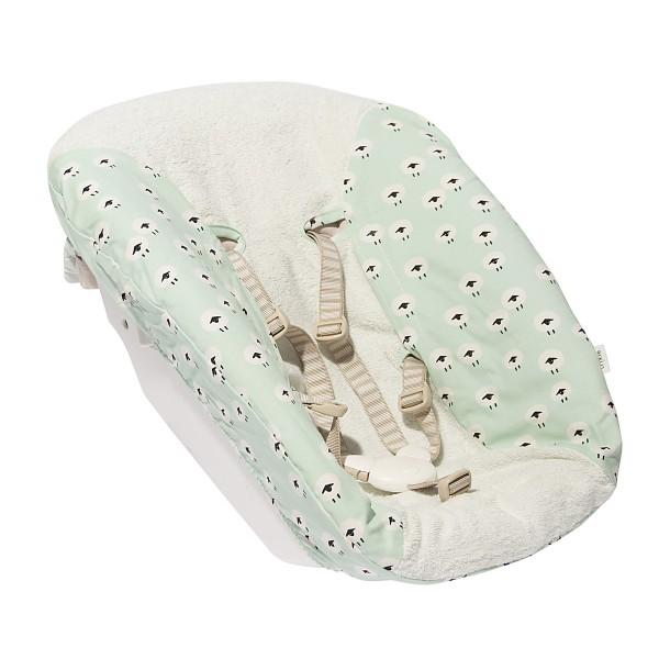 Eetstoel Voor Baby.Trixie Baby Hoes Sheeps Voor Stokke Eetstoel Newborn Set