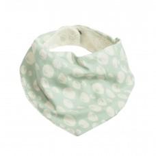 Zeverslabbetje - bandana turquoise balloon