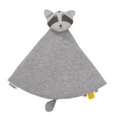 Knuffeldoekje wasbeer - Doudou Mr. raccoon