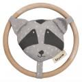 Rammelaar wasbeer - Mr. raccoon