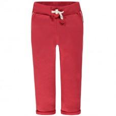 Rood sportief broekje - carmine red paoline