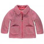 Frambooskleurige mantel - Cleasje diva pink