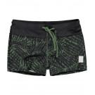 Kaki zwemshort met jungleprint - Vineyard green gexter