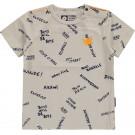 Beige t-shirt - Tanor moonstruck
