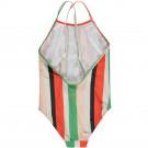 Kaki zwemshort met tijgerprint - Vineyard green tomos