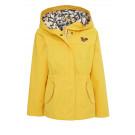 Gele getailleerde jas -  Laetitia old gold