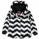 Zwart- wit winterjas - valence (Geboortelijst Billy D.C. )