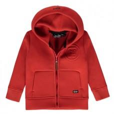 Rood sportief vestje - kev