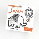 Activiteitenboek - shuffel and play safari