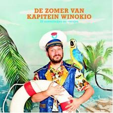 Boek + cd: de zomer van Kapitein Winokio