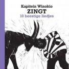 Boek + cd: Kapitein Winokio zingt 10 beestige liedjes