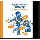 Boek + cd: Kapitein Winokio zingt 10 hits van vroeger