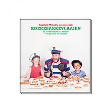 Boek + cd: Kapitein Winokio presenteert: koekebakkevlaaien