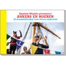Boek +CD : Kapitein Winokio presenteert : Ankers en roeren